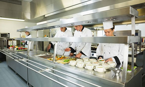Restaurant, Food Processing & Food Service Management